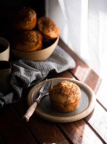 Protiv prehlade: Muffini s jabukama i cimetom