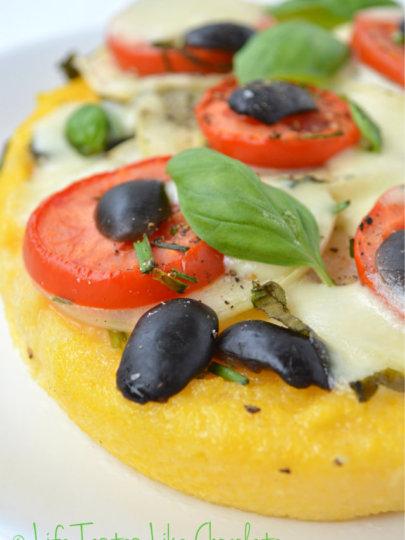[Gastrosfera] Zapečena palenta s povrćem i mozzarellom