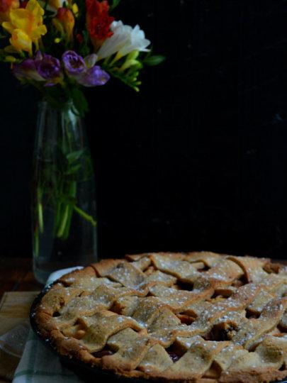 [Gastrosfera] Zdrava pita od krušaka, jabuka i šljiva