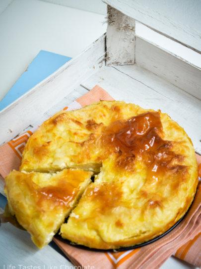 [VIDEO] Pita od sira prema svekrvinom receptu