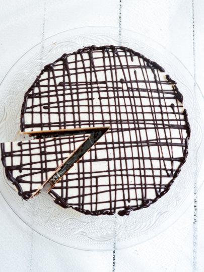 Mousse torta od čokolade, karamela i mascarponea