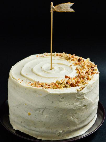 Torta od badema i limuna – cimerova torta