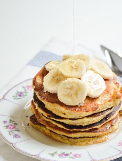 [VIDEO] Zdravi doručak: Zobene palačinke s ricottom