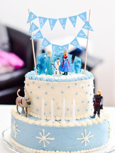 Tematska torta: Frozen