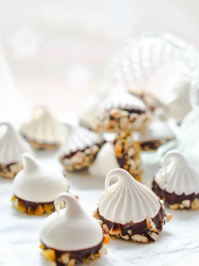 Puslice s čokoladom i pečenim lješnjacima