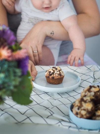 Zdraviji 'banana bread' muffini