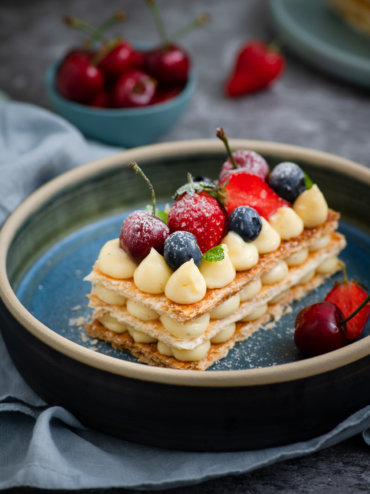 [VIDEO] Millefeuille