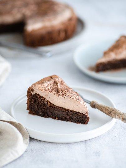Torta od lješnjaka i čokolade (bez brašna)