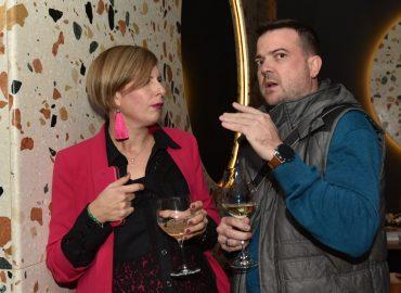19.11.2019., Zagreb - U Dezman baru predstavljena je kuharica Matejke Buce.Photo : Davorin Visnjic/pixsell