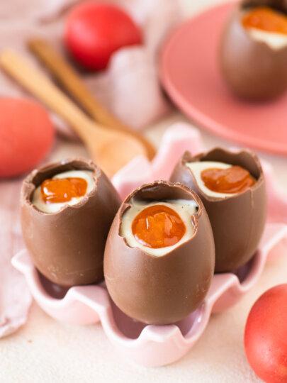 [video] Uskrsni kolači: Punjena čokoladna jaja