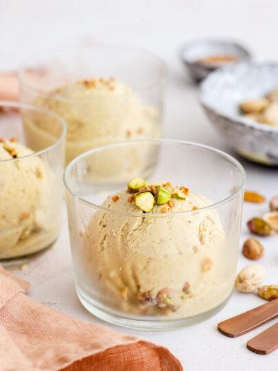 Sladoled od pistacija (samo tri sastojka!)