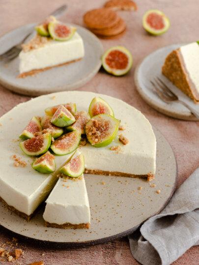 Nepečena torta od sira i smokava